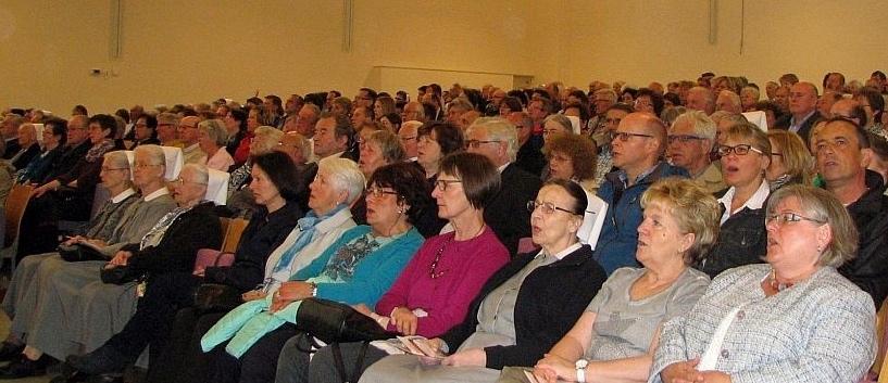 Pfingstkonferenz Hensoltshöhe