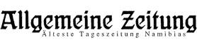 Allgemeine Zeitung, Namibia