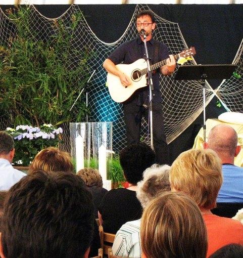 Zeltevangelisation auf der Alb